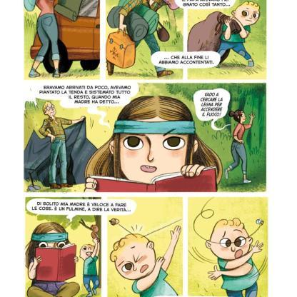 Anna e la famosa avventura nel bosco stregato-10
