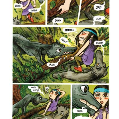 Anna e la famosa avventura nel bosco stregato-15