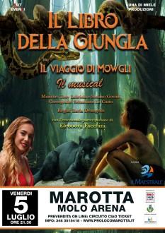 Il viaggio di Mowgli-locandina