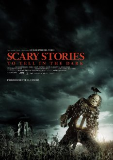 Scary Stories manifesto ufficiale