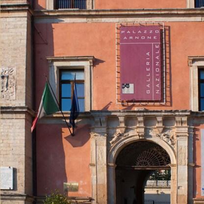 Cosenza - Palazzo Arnone