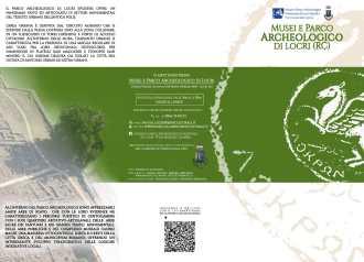 Musei e parco archeologico di Locri-in