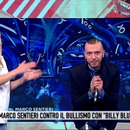 Marco Sentieri Eleonora Daniele