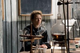 Marie Curie - Laboratorio