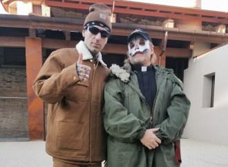 Metal Carter & Davide Toffolo (Tre Allegri Ragazzi Morti)-in