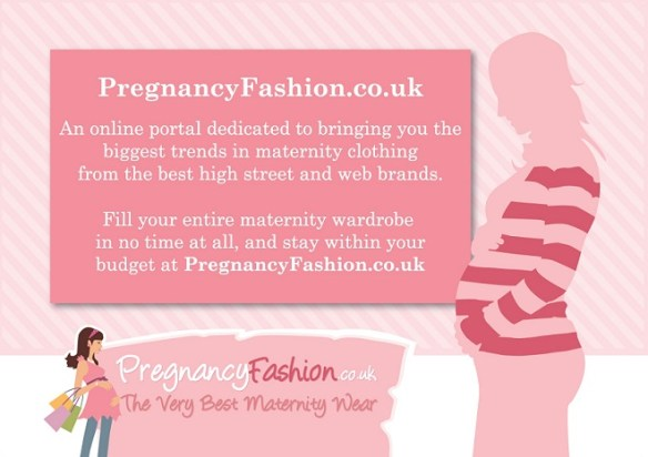 Pregnancy Fashion - Mother and Baby