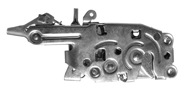 Door lock assembly