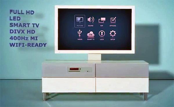 Tadaa IKEA Lance Uppleva Son Premier Meuble Tv Tout En Un