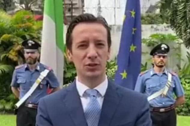 Attacco in Congo, morto l'ambasciatore italiano Luca Attanasio e un carabiniere