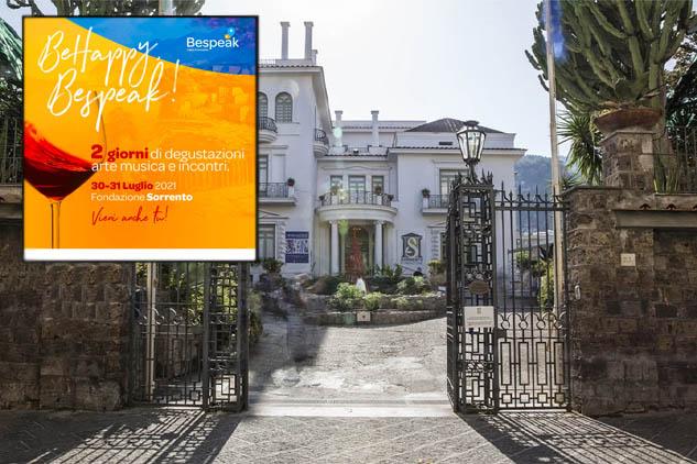 La nuova piattaforma digitale nasce in Campania e promuove, con linguaggio multimediale e una grafica accattivante, i prodotti tipici, i territori e le attività ricettive. Appuntamento il 30 e il 31 luglio a Villa Fiorentino/Fondazione Sorrento