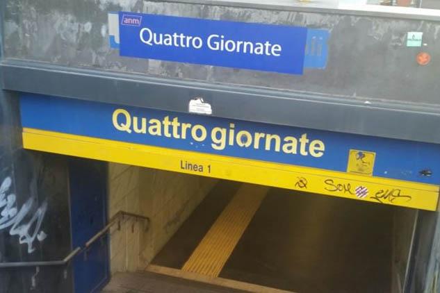 Napoli, non ce l'ha fatta l'uomo investito dal treno nella metro