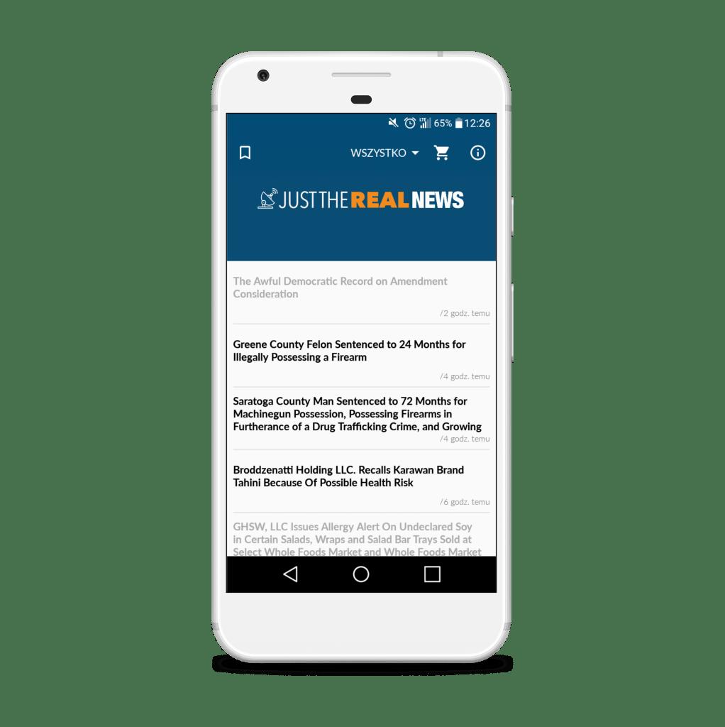 news mobile app made by PressPad