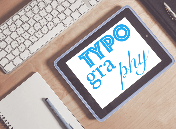 presspad tips related to typography