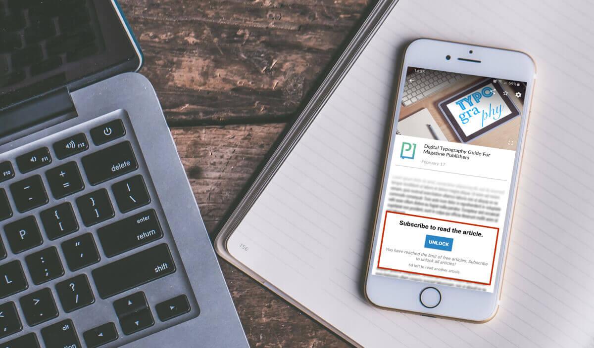 PressPad on the Trail of the Best Digital Subscription Strategies