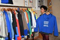 Sarra Sarrita à upcycling festival