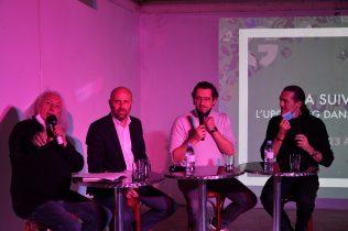 table ronde « L'Upcycling dans l'Industrie du Textile et du Cuir »