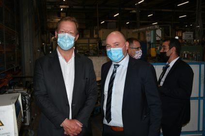 Accord partenariat entre Bourgeat et Vorwerk