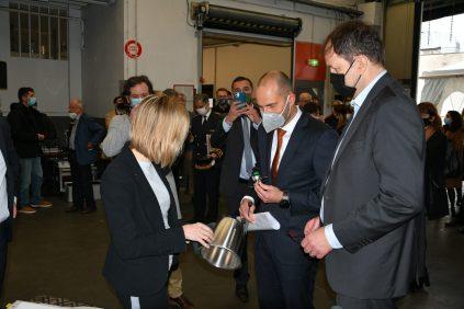 partenariat entre Bourgeat et Vorwerk : Thermomix en démo