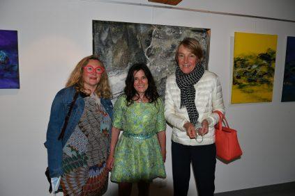 «Espoir de Vie» -Vernissage de exposition de 7 artistes internationaux à la Galerie d'Art Emma_8