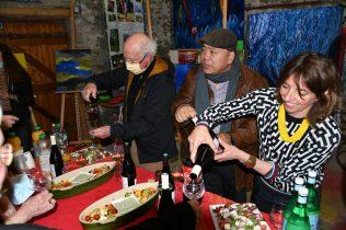 Vernissage de exposition de 7 artistes Internationaux à la Galerie d'Art Emma_9