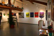 «Espoir de Vie» -Vernissage de exposition de 7 artistes internationaux à la Galerie d'Art Emma-
