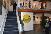 «Espoir de Vie» -Vernissage de exposition de 7 artistes internationaux à la Galerie d'Art Emma