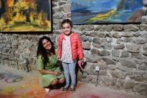 «Espoir de Vie» -Vernissage de exposition de 7 artistes internationaux à la Galerie d'Art Emma_photos