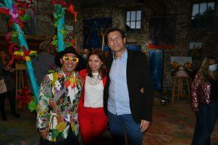 Vernissage de exposition de 7 artistes Internationaux à la Galerie d'Art Emma_1