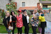 Virginie Plantin, Michel Tong, Emma Henriot, Nelly Schwartz, Maria Achmar Arous, Jean-Luc Boun à la Galerie d'Art Emma