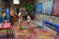 Vernissage expo de 5 artistes peintres à Galerie d'Art Emma
