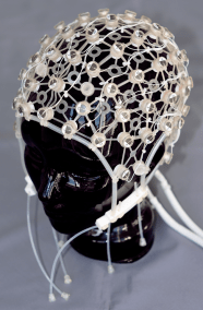 Brain Products R-Net, a saltwater-based electrode system