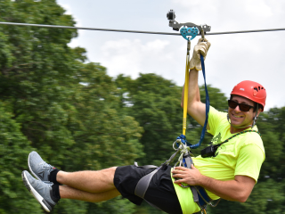 Popular Midwest Zipline Just Added Revolutionary Zip 360 Video Experience 4
