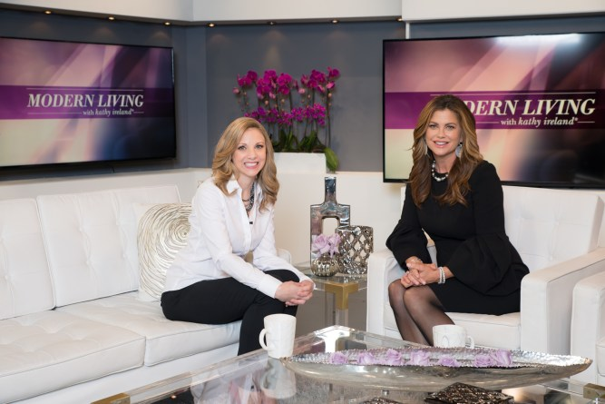 Modern Living with kathy ireland® Discussed Dressing The Modern Woman In Style And Ease with Foxcroft 1