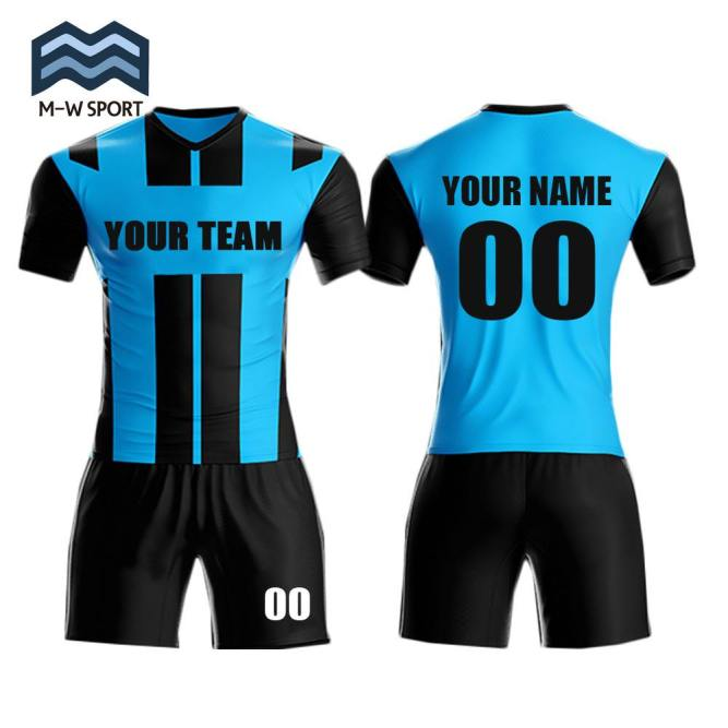 Custom Team Jerseys Now Available Online On Custom-Team-Jerseys.Com To Create Sport Teams Wearing Jerseys With Team Name & Number 1
