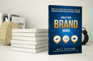 "Digital Marketing and Social Selling Consultant Matt Bertram Hits the Amazon Best Seller Lists with ""Build Your Brand Mania"" 2"