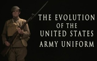"""Epic Video: """"Evolution of the U.S Army Uniform,"""" Goes Viral 2"""