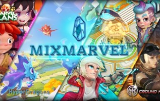 A Prime Step in Blockchain Games Mass Adoptability Taken by HyperDragons Rocket Arena – the MIXMARVEL Platform Comes Next 3