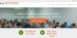 New Training Site Helps Contractors Become Lead Paint Certified 6