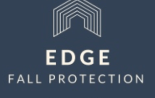 St. Louis VA Gets New EDGE 360 Mobile Roof Safety Rail System: Edge Fall Protection Installs 100% American Made Roof Guardrail Systems 3