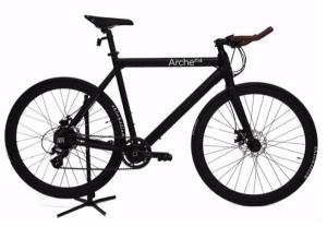Arche: Ottawa-Based Thales Motors Launches Indiegogo Campaign for Minimalistic E-Bike 2