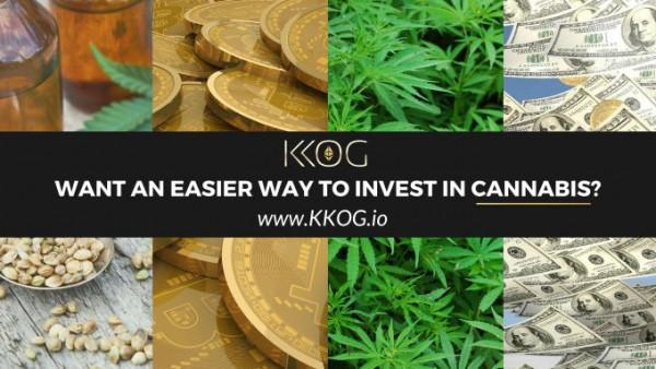 KKOG Announces Greenhouse Grow Investor Bricks Close November 2018 1