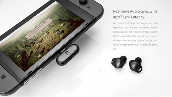 Nintendo Switch Now Supports Bluetooth Wireless Earphone 4