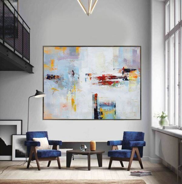 LN Art Announces Large Abstract Art For Sale at Great Prices From Their Online Store