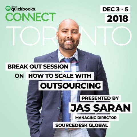 How to Scale Your Business with Offshore Outsourcing at QBConnect Toronto 2018 11