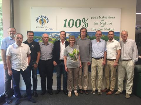 Loro Parque Foundation renews nature commitment with a million dollars for conservation 10