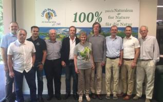 Loro Parque Foundation renews nature commitment with a million dollars for conservation 4