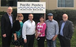 Diversified Plastics, Inc. announces the acquisition of Pacific Plastics Injection Molding 5