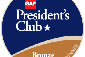 Serrano II Receives GAF's Prestigious 2018 President's Club Award 3