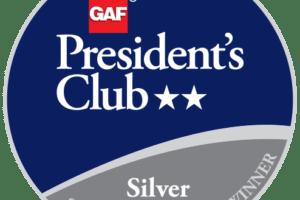 Quality First Home Improvement (Campbell) Receives GAF's Prestigious 2018 President's Club Award 11