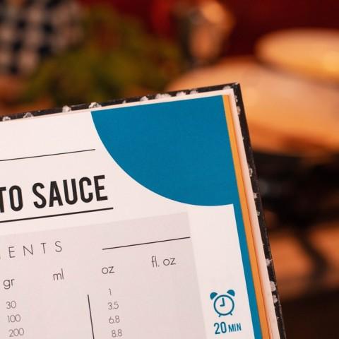 READ'N'EAT Brings World's First Kitchen-Proof Cookbook to Kickstarter 1